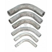 Curvas para tubería Galvanizada de 1/2 a 4 Pulgadas
