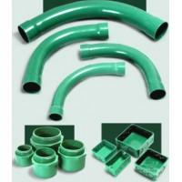 Curva PVC semipesada y pesada desde 1/2 a 4 pulgadas