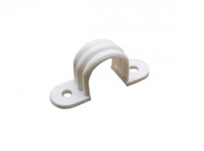 Grapa PVC desde 1/2 a 4 pulgadas