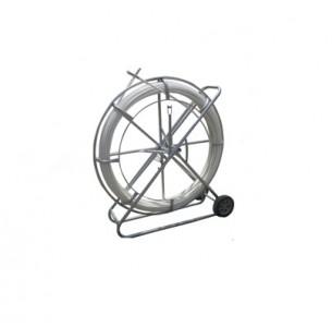 Máquina de cable óptico de uso